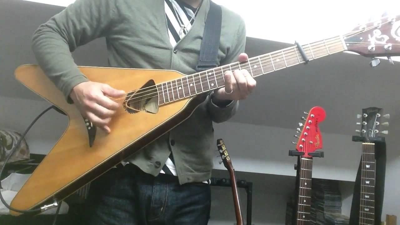 【ソロギター】ルパン三世のテーマ