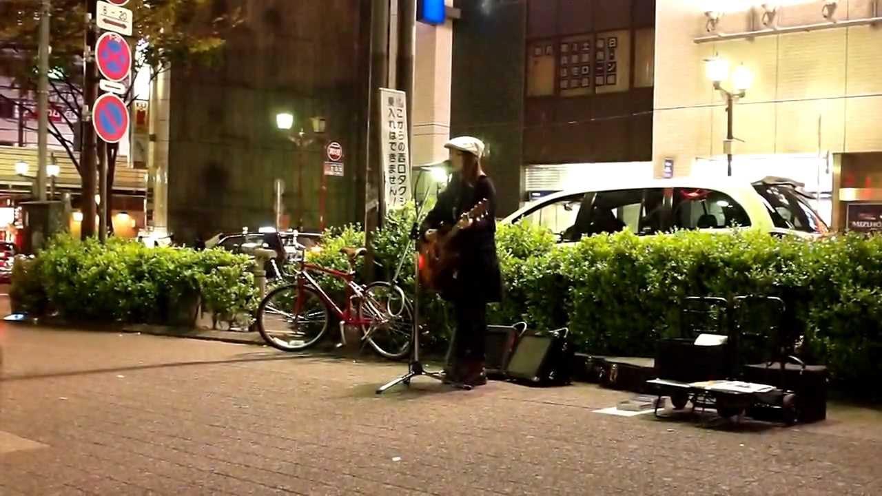 森 恵 「落陽」(吉田拓郎)