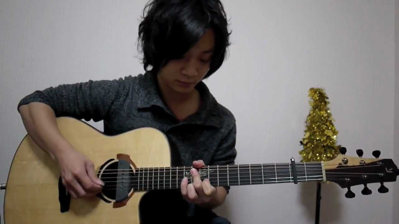 山下達郎『クリスマス・イヴ』 (acoustic guitar solo)