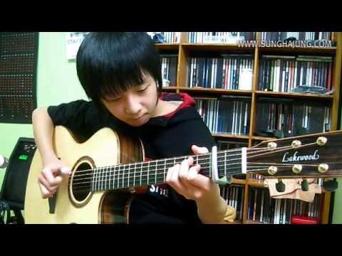 (Davy Graham) Anji – Sungha Jung
